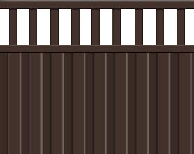 Раздвижные ворота показать