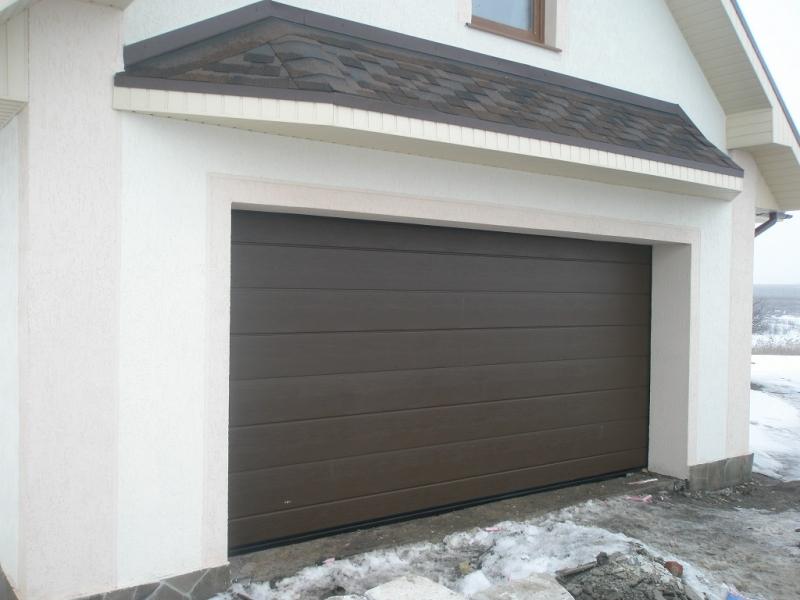 Подъемные ворота для гаража размеры цены и характеристики
